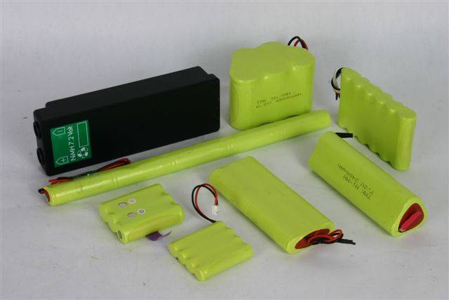 NI-Mh Rechargeable Batteries